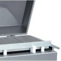 Rouleaux inox de déchargement interne pour machine a emballer sous vide industrielle, TITAN F 1000