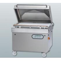Machine a emballer sous vide industrielle, en inox, modèle TITAN F 1000 L