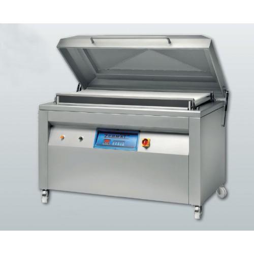 Machine sous vide industrielle automatique, en inox, BUSCH 250 m3/h, CV 1400