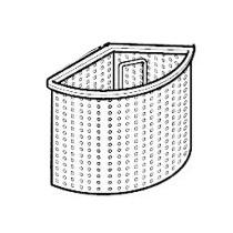 Panier 150 L 1/2 pour marmites 150 L ligne 900
