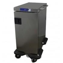 Armoire de transfert chauffante avec vaporisation, capacité 10 x GN 1/1-65