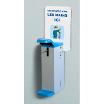 Distributeur manuel de gel à fixer, 1.1 litres