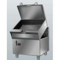 Sauteuse électrique, Gamme 900, construction en inox aisi 304, 80 litres
