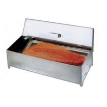 Fumoir pour viande et poisson, à bois traditionnel, F1 304, simple paroi