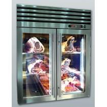 Armoire de maturation pour viande, expomature, capacité suspente, 250 Litres