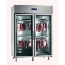 Armoire de maturation pour viande, capacité suspente, 2 portes