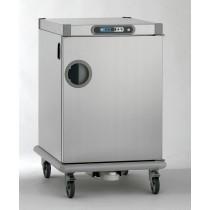 Armoire de maintien en température, hygrométrie controlée, GN 2/1, 10 niveaux, porte inox, 1.215 kW