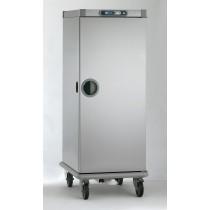 Armoire de maintien en température, hygrométrie controlée, GN 2/1, 20 niveaux, 2.015 kW