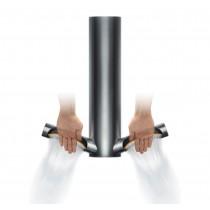 Sèche-main professionnel  Dyson Airblade 9kJ, en acier inoxydable brossé
