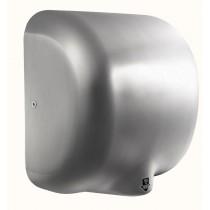 Sèche-mains professionnel Xlerator Eco Gris, en acier inoxydable, 500 W