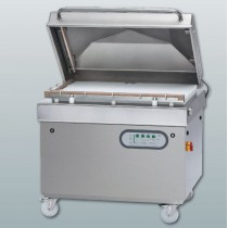Machine a emballer sous vide industrielle, en inox, modèle TITAN F 1000 XL II