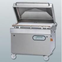 Machine a emballer sous vide industrielle, en inox, modèle TITAN F 1000 XL D