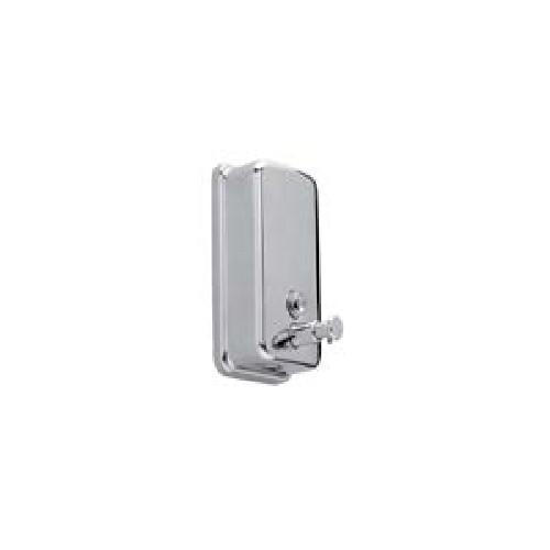 Distributeur de savon professionnel douche muraux, manuel à fermeture à clé,  0.85 litres