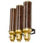 Distributeur de café en grain, Supremo, gamme Professional, 3 x 4.5 L