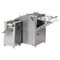 Machine automatique à croissant, découpe et roule, 2500 pièces/h