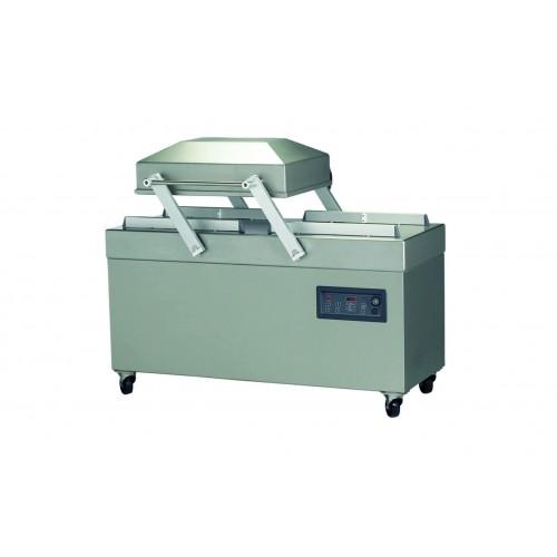 Machine sous vide industrielle, en inox, BUSCH 100 m3/h, modèle ACS P 2-500