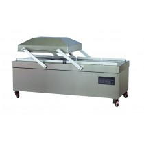 Machine sous vide industrielle, en inox, BUSCH 300 m3/h, modèle ACS P 2-950
