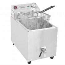 Friteuse de comptoir simple Buffalo, 8 litres, 6 kW