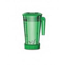 Bol RAPTOR® de couleur vert pour blenders XTREME, 2 litres