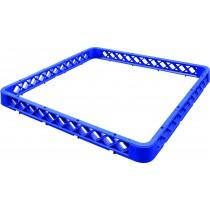 Réhausse pour casier universel, bleu