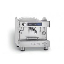Machine à café espresso BEZZERA B2016 DIGITA DE - 1 Groupe