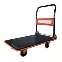Chariot timon rabattable, capacité 300 kg