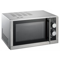Four micro-ondes professionnel, inox, 25L, 900W