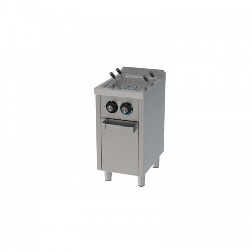 Cuiseur à pâtes électrique, 25 L, série 600, sur placard