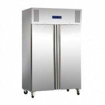 Armoire réfrigérée positive, version GN 2/1, 1 porte, 650 L