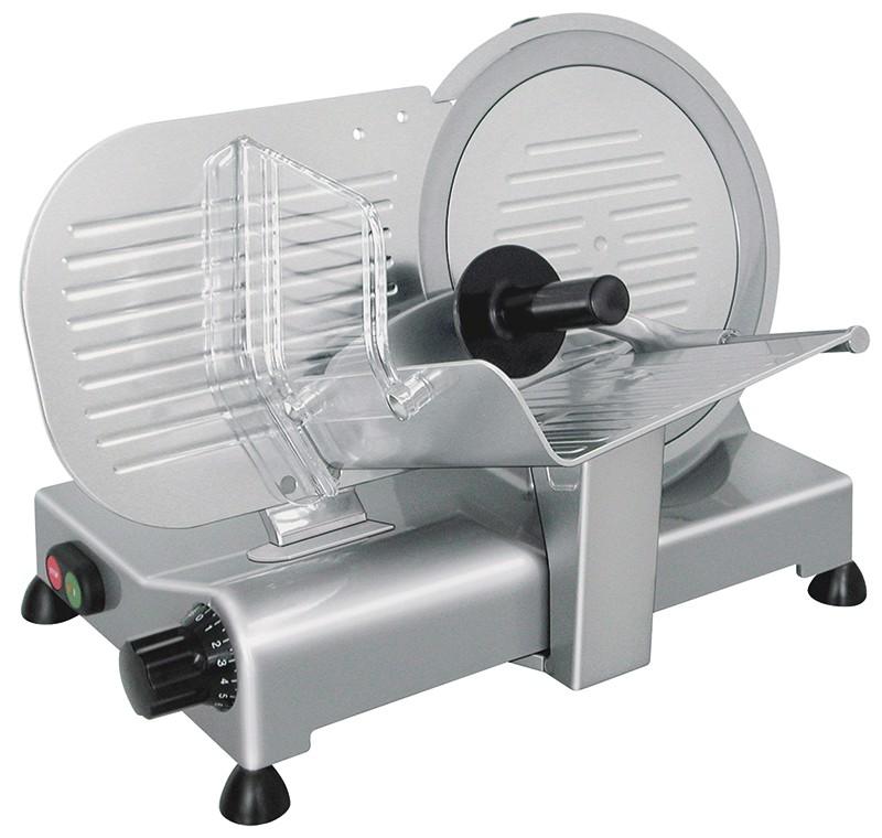 Trancheuse aluminium pl 22 ga l 480 x p 530 x h 390 mm for Trancheuse cuisine