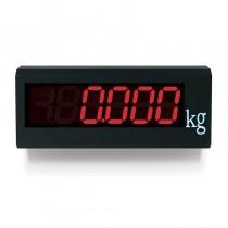 Indicateur répétiteur de poids RD3 (RS-232) pour bascule industrielle
