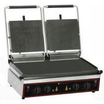Grill panini double, gamme MASTER , 4 Kw