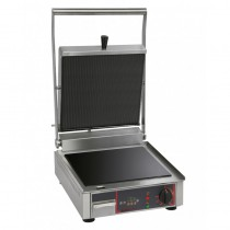 Grill panini vitrocéramiques simple, gamme MASTER, 3 Kw