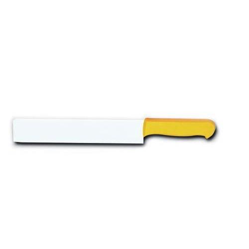 Couteau à fromage droit 1 manche , manche polypropylène, L lame 250 mm