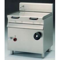 Sauteuse électrique 50 L inox AISI 304 , L 800 x P 700 x H 900 mm