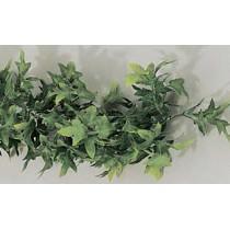 Guirlande de lierre vert touffu , L - 2700 mm
