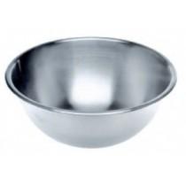 Cul de poule inox , Ø 265 mm , H-105 , L- 325 mm