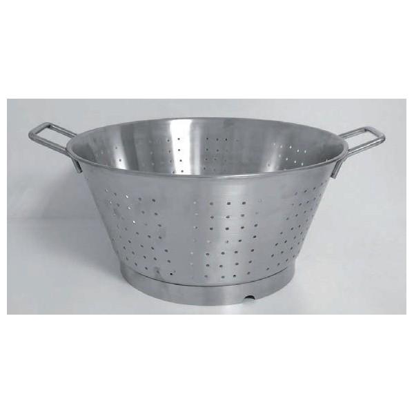 Passoire cuisine inox 360 mm 13 litre stl sarl for Materiel cuisine inox