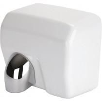 Sèche-mains professionnel à bec blanc, 2 500 W