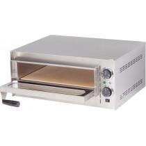 Fours à pizza, acier inoxydable , 550 x 430 x 245 mm