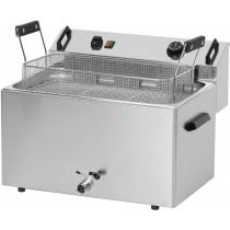 Friteuse à beignets électrique 16 litres , 540 x 450 x 370 mm