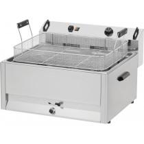 Friteuse à beignets électrique 30 litres , 670 x 650 x 370 mm