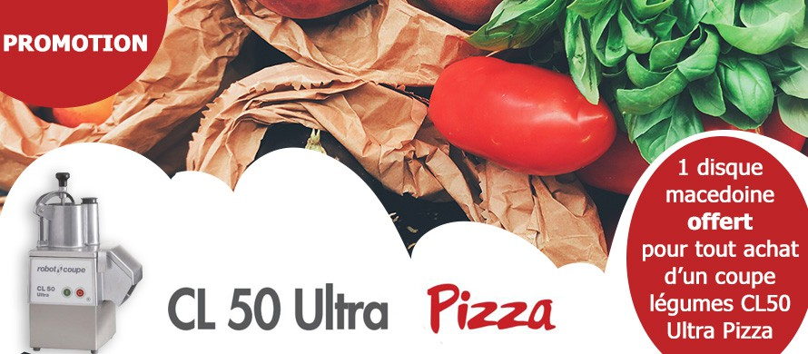 promo robot coupe ultra pizza